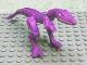 Part No: 54125pb02  Name: Dinosaur, Mutant Lizard with Blue Specks on Back Pattern