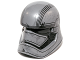 Part No: 24203pb01  Name: Large Figure Head Modified SW Captain Phasma Pattern