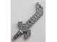 Part No: 65505d  Name: Minifigure, Weapon Cutlass Pixelated (Minecraft)