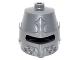 Part No: 89520  Name: Minifigure, Headgear Helmet Castle Closed with Eye Slit