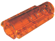 Part No: 58947  Name: Cylinder 9 x 4 x 2 Tapered with Flat Bottom, Pin Holes