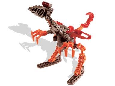 BrickLink - Set 10023-1 : Lego Master Builder Set [Bionicle] - BrickLink  Reference Catalog