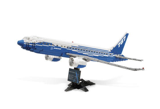 bricklink set 10177 1 lego boeing 787 dreamliner sculptures