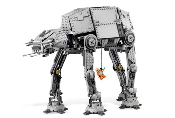 Bricklink Set 10178 1 Lego Motorized Walking At At Star Wars
