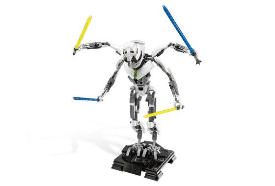 BrickLink  Set 101861  Lego General Grievous  UCS Star Wars