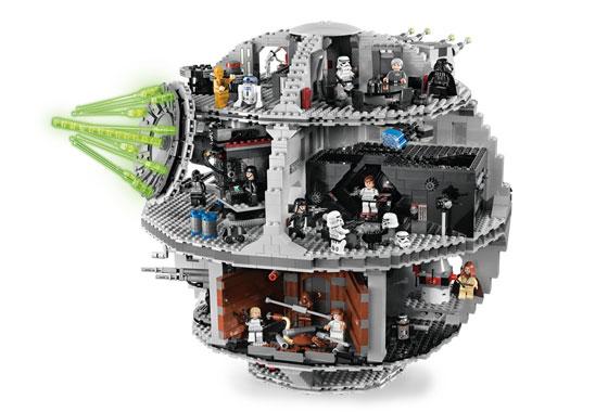 BrickLink - Set 10188-1 : Lego Death Star [Star Wars:Star Wars ...