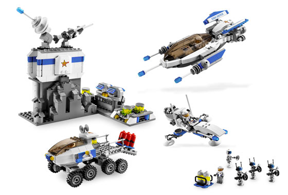 BrickLink - Set 10191-1 : Lego Star Justice [Factory:Space] - BrickLink  Reference Catalog
