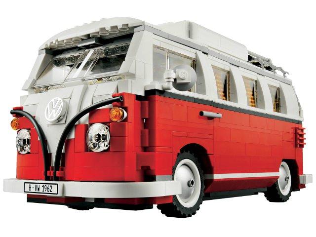 Bricklink Set 10220 1 Lego Volkswagen T1 Camper Van Vw Bus
