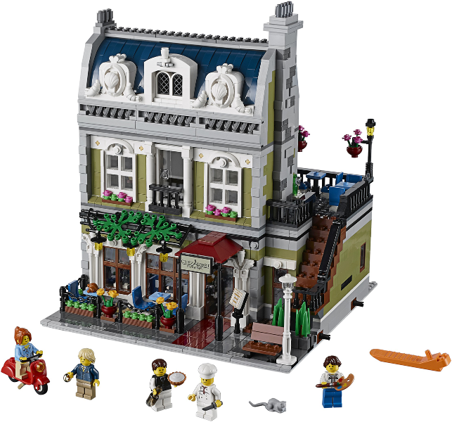 Bricklink Set 10243 1 Lego Parisian Restaurant Modular Buildings Bricklink Reference Catalog