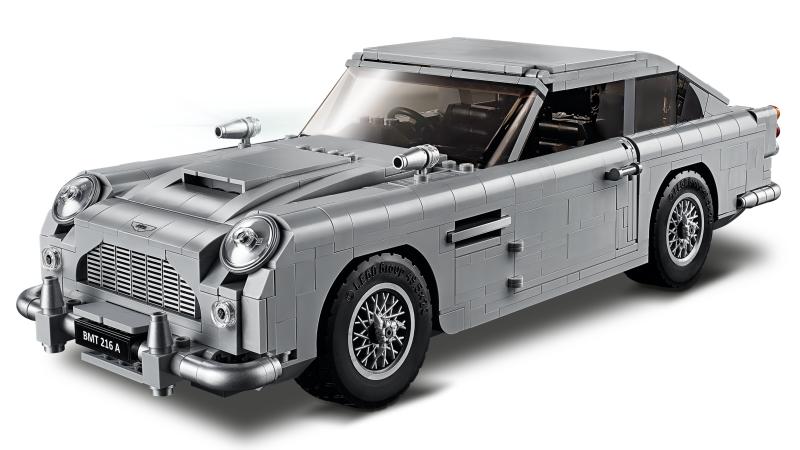 Bricklink Set 10262 1 Lego James Bond Aston Martin Db5 Creator Expert Traffic Bricklink Reference Catalog