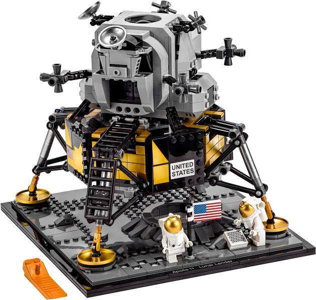 LEGO 10266 CREATOR EXPERT NASA APOLLO 11 LUNAR LANDER - MISB 2019 IN STOCK