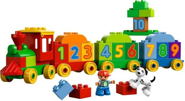 Number train 10558 | duplo® | lego shop.
