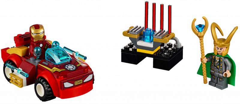 BrickLink - Set 10721-1 : Lego Iron Man vs. Loki [Juniors:Avengers] -  BrickLink Reference Catalog