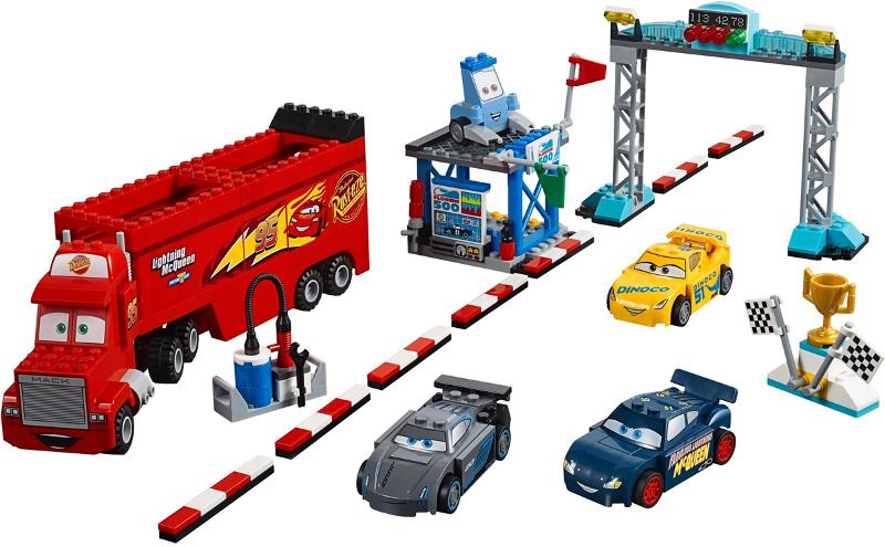 BrickLink - Set 10745-1 : Lego Florida 500 Race Final