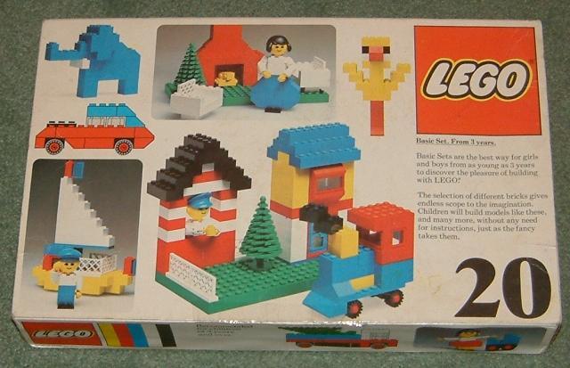 Bricklink Set 20 1 Lego Universal Building Set Universal Building Set Basic Set Bricklink Reference Catalog