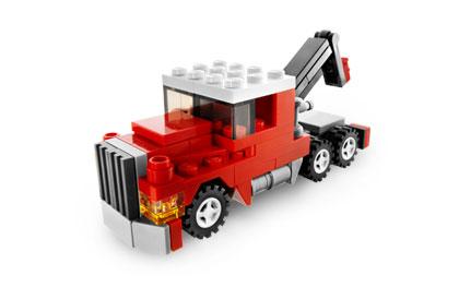 BrickLink - Set 20008-1 : Lego Tow Truck polybag [Creator:Basic  Model:Traffic] - BrickLink Reference Catalog