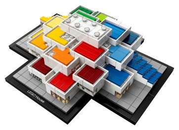 Bricklink Set 21037 1 Lego Lego House Billund Denmark