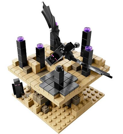 Bricklink Set 21107 1 Lego Minecraft Micro World The