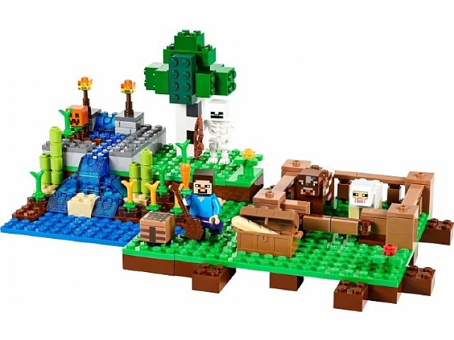 Bricklink Set 21114 1 Lego The Farm Minecraft Bricklink