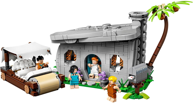 Bricklink Set 21316 1 Lego The Flintstones Lego Ideas Cuusoo Bricklink Reference Catalog