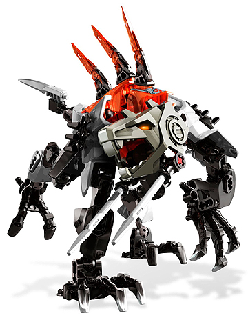 Bricklink Set 2233 1 Lego Fangz Hero Factoryvillains