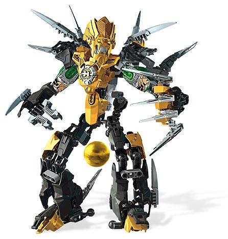 Bricklink Set 2282 1 Lego Rocka Xl Hero Factoryheroes