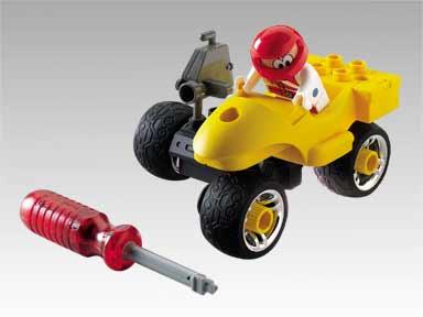 BrickLink - Set 2904-1 : Lego Cycle Cruiser [Duplo:Action Wheelers] -  BrickLink Reference Catalog