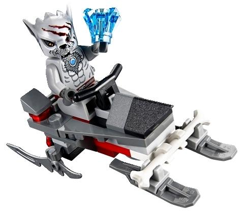 Lego  Chima Winzars Pack Patrol 30251 minifigure NEW Sealed POLYBAG