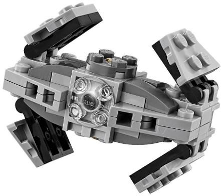 30275 LEGO Star Wars TIE Advanced Prototype Polybag New//Sealed