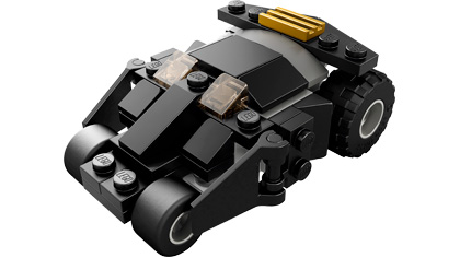 Lego 30300 The Batman Tumbler Polybag