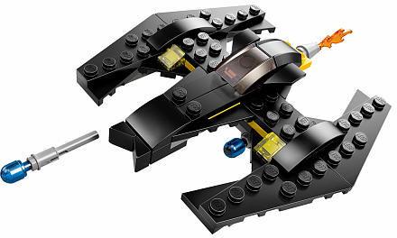 COMPLETE Lego 30301 Super Heroes DC Comics Batman Batwing