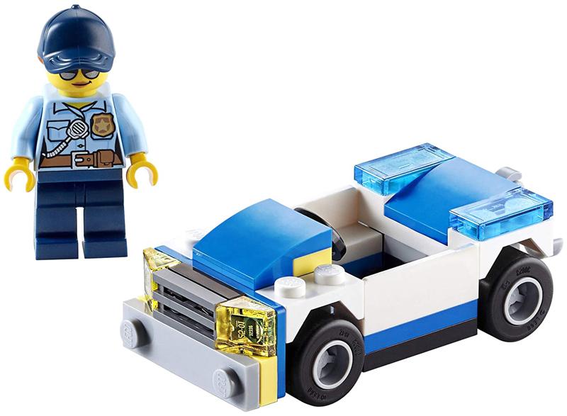 LEGO® 30366 CITY Polizeiauto Polybag NEU /& OVP