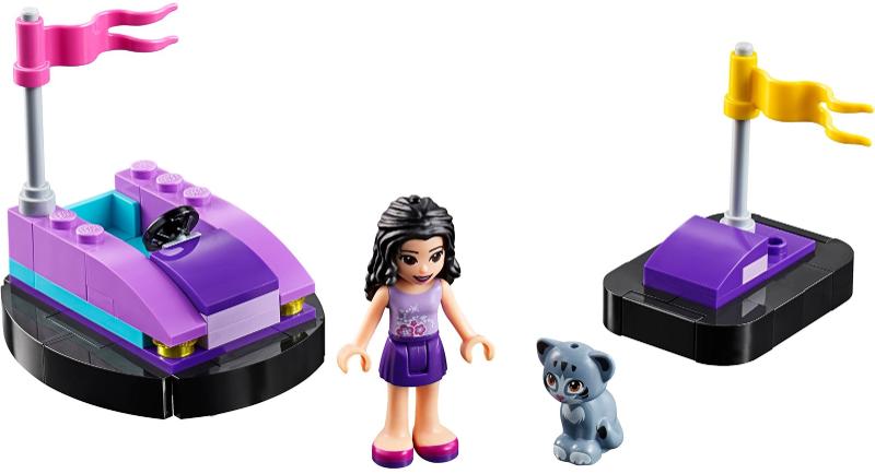 Lego 30409 Friends Emma/'s Bumper Car Polybag *New*