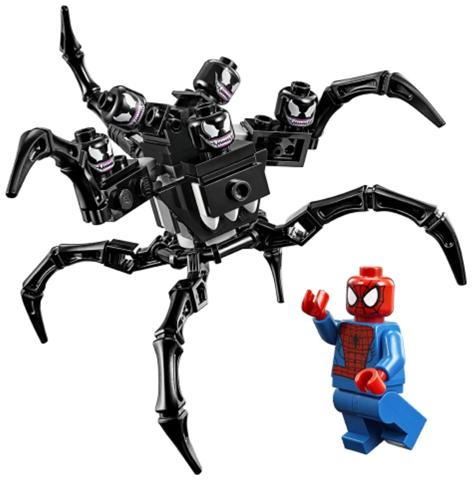 lego venom vs spiderman wwwpixsharkcom images
