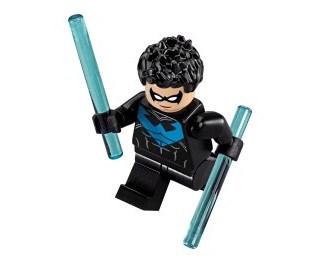 BrickLink  Set 306061  Lego Nightwing polybag Super Heroes