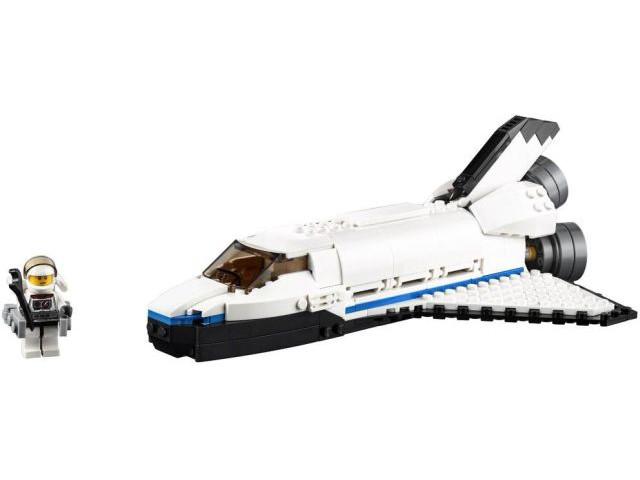 Bricklink Set 31066 1 Lego Space Shuttle Explorer Creatormodel