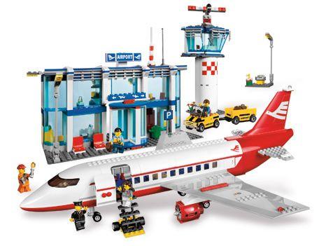 Bricklink Set 3182 1 Lego Airport Towncityairport