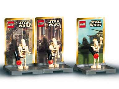 BrickLink  Set 33431  Lego Star Wars 4  Battle Droid Minifig