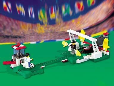 BrickLink - Set 3422-1 : Lego Shoot 'N Save (non-promo) [Sports:Soccer] -  BrickLink Reference Catalog
