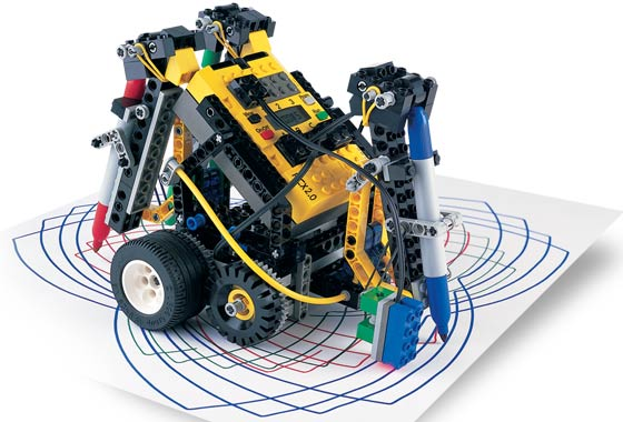 BrickLink - Set 3804-1 : Lego Robotics Invention System