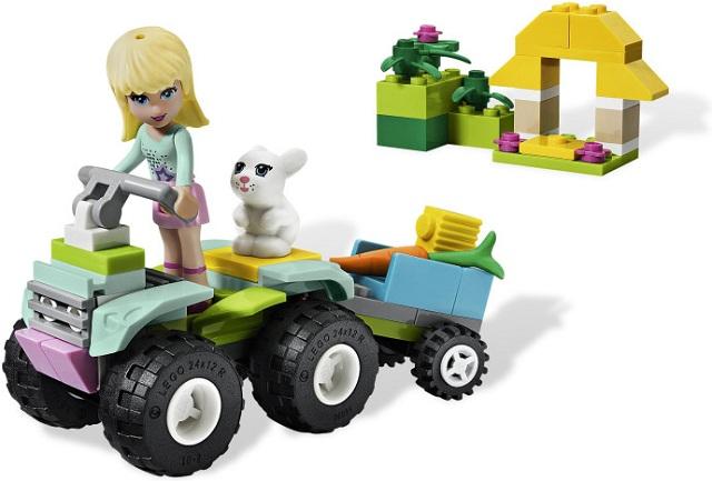 Bricklink Set 3935 1 Lego Stephanies Pet Patrol Friends