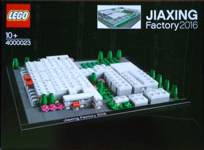BrickLink - Set 4000023-1 : Lego Jiaxing Factory 2016 [LEGO