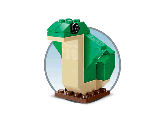 BrickLink - Set 40036-1 : Lego Monthly Mini Model Build Set - 2012