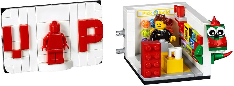 LEGO® 40178 Iconic VIP Set Polybag