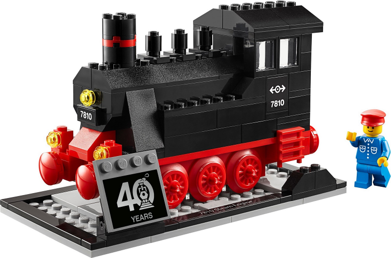 Bricklink Set 40370 1 Lego Steam Engine 7810 Reissue Train Promotional Bricklink Reference Catalog