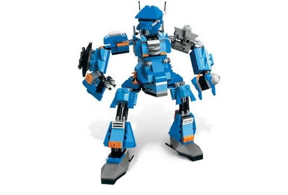 BrickLink - Set 4099-1 : Lego Robobots [Designer Sets:Robot ...