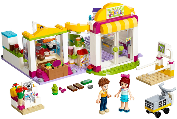INSTRUCTIONS ONLY Lego Friends 41118 Supermarket Booklets Manuals NO BRICKS