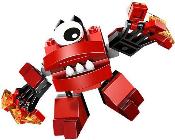 Bricklink Set 41501 1 Lego Vulk Mixelsmixels Series 1