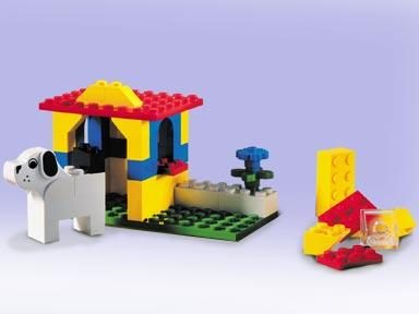Bricklink Set 4171 1 Lego Spot Friends Creatorbasic Set