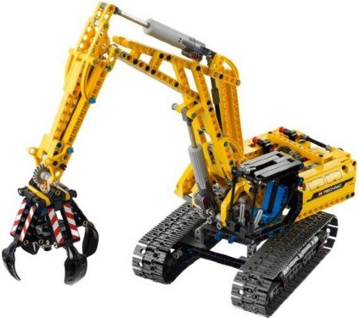 1a0b92b9388ef2 BrickLink - Set 42006-1 : Lego Excavator [Technic:Model:Construction] -  BrickLink Reference Catalog